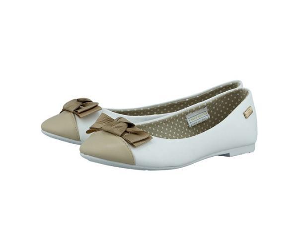 8c451b17509 Μπαλαρίνα Miss Sixty 3888 Λευκή | Patousaki Παιδικά Παπούτσια