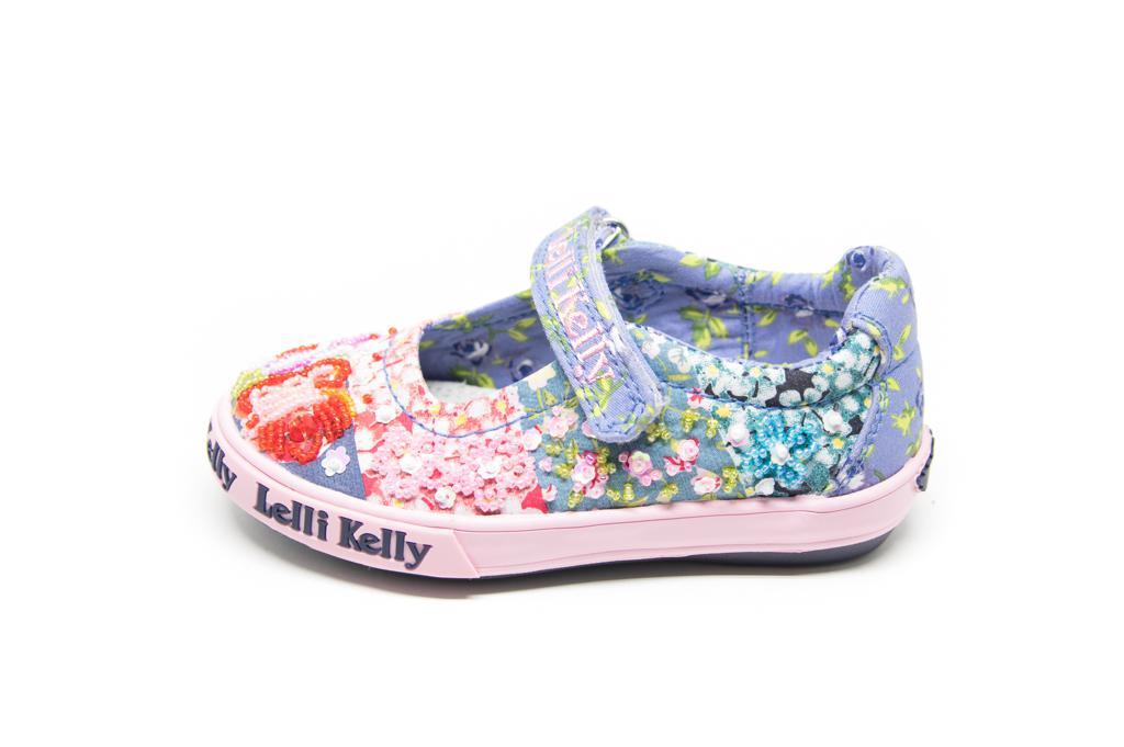 Μπαρέτα Lelli Kelly LK9168 σιέλ  3490ecf0032