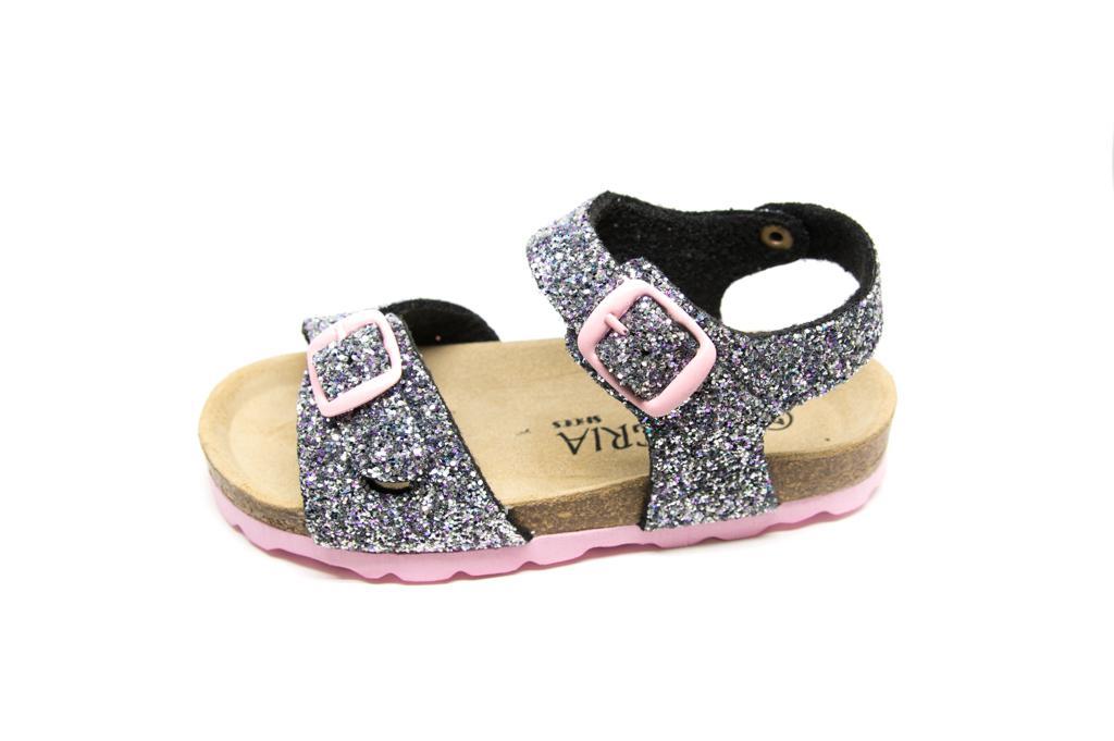 bd9390037ac Φελλός Alegria 23451 Ασημί | Patousaki Παιδικά Παπούτσια