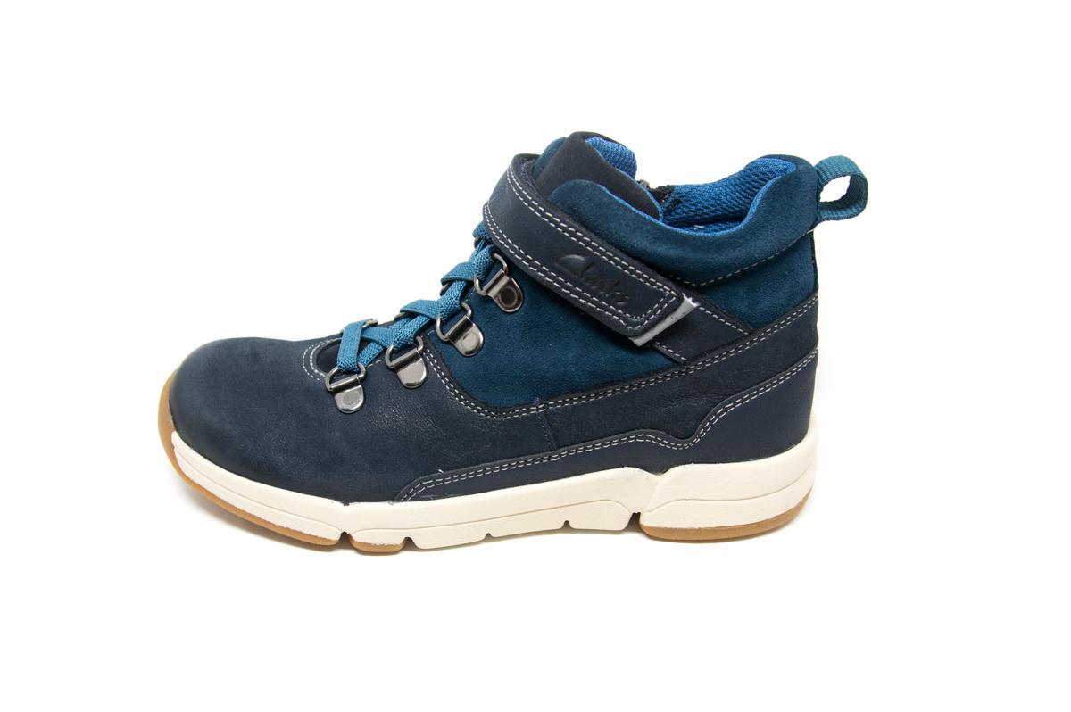 6f7649d68c5 Μποτάκι Clarks Tri Spike Jnr 26119406 μπλε | Patousaki Παιδικά Παπούτσια