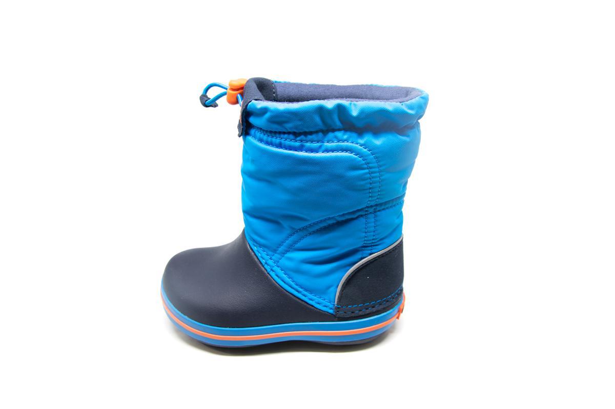 1466bdcd339 Μπότα Crocs Crocband Lodgepoint 203509-4A5 μπλε | Patousaki Παιδικά ...