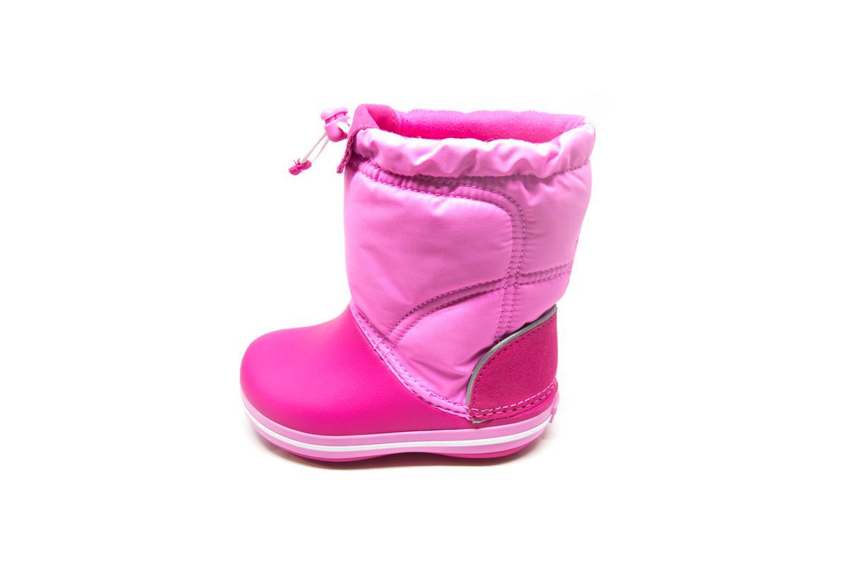 a5a5e095f77 Μπότα Crocs Crocband Lodgepoint 203509-6LR φουξια | Patousaki ...