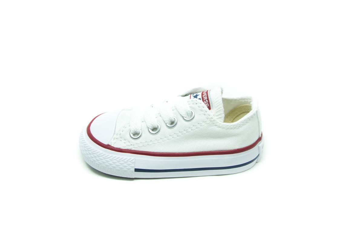 ec2dada2645 Converse All Star Ox 7J256C Inf Λευκό   Patousaki Παιδικά Παπούτσια
