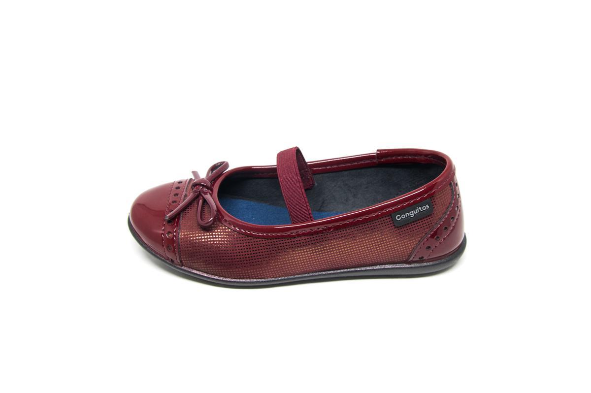 bbb01ceb266 Μπαρέτα Conguitos 26508 μπορντώ | Patousaki Παιδικά Παπούτσια