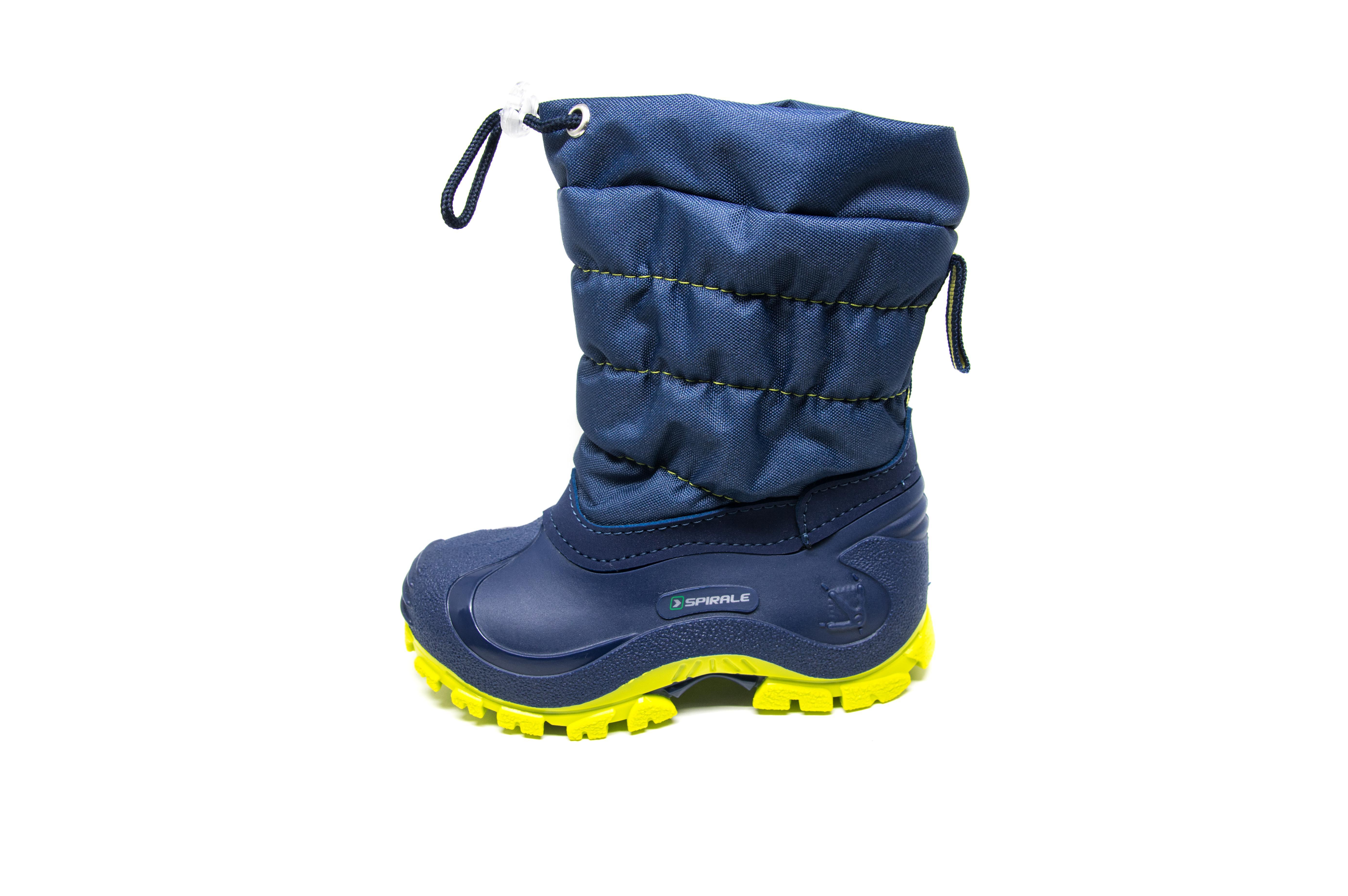 343035427ea Γαλότσα Spirale 78129 μπλε | Patousaki Παιδικά Παπούτσια