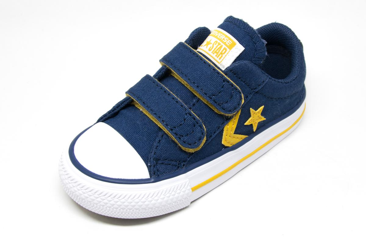 Converse Star Player EV 2V OX 760035C μπλε | Patousaki