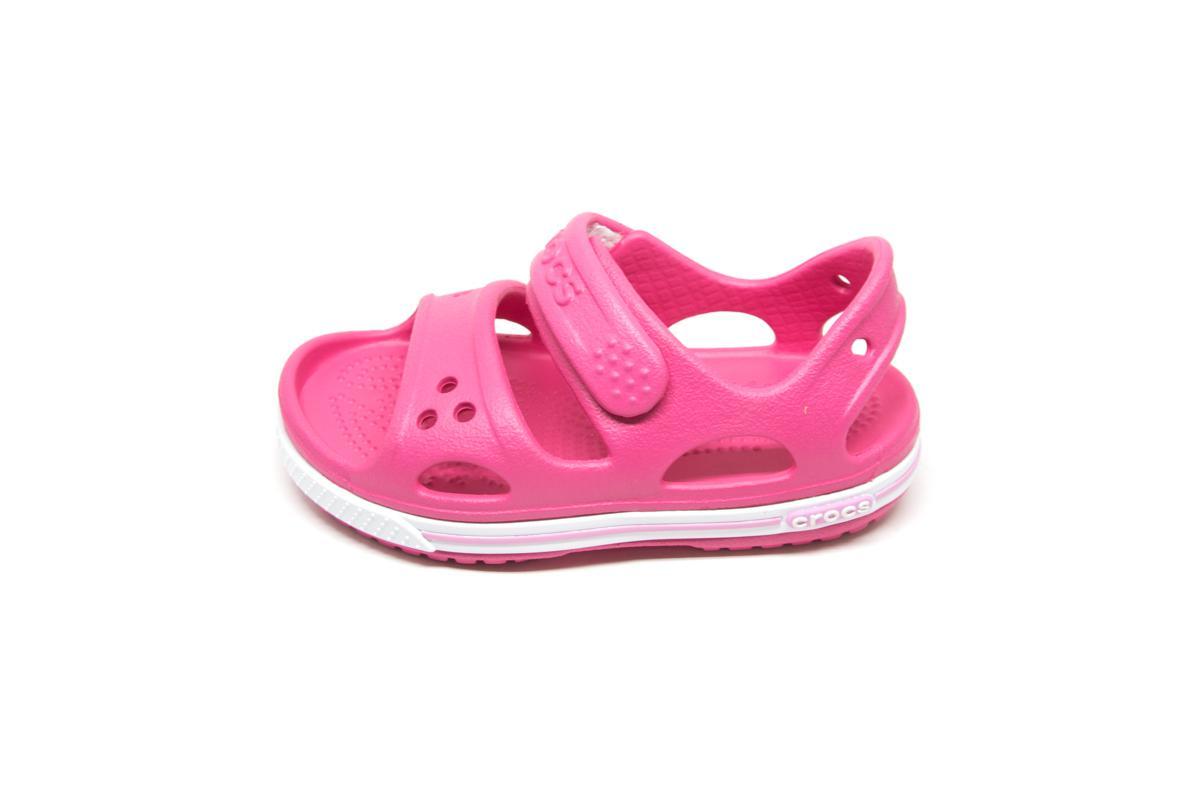 b6065b1d0e3 Crocs Crocband II Sandal ps 14854-66I φούξια | Patousaki Παιδικά ...