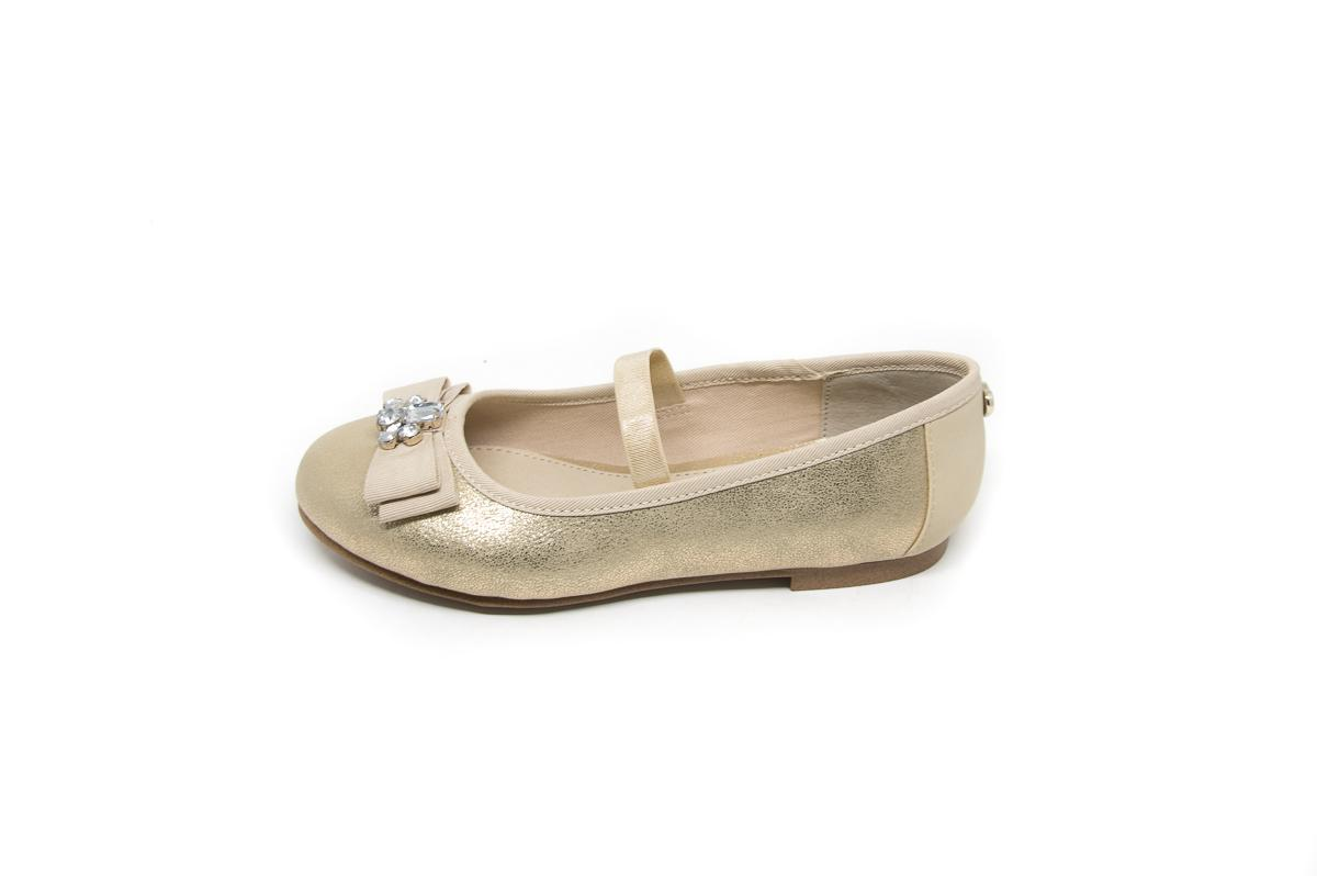 ec27ab6ee48 Μπαλαρίνα Mayoral 45863 χρυσή | Patousaki Παιδικά Παπούτσια