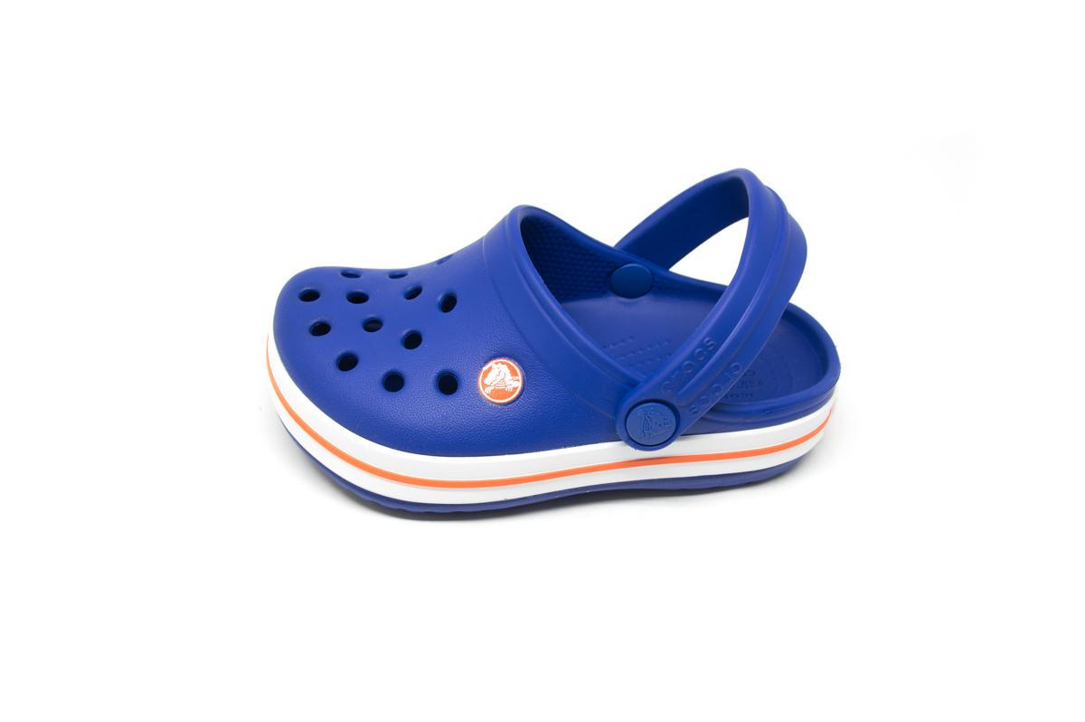 69f0d88c179 Crocs Crocband Clog K 204537-305 μπλε | Patousaki Παιδικά Παπούτσια