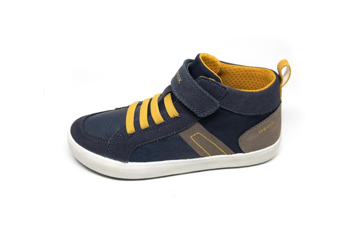 4256d7b4766 Μποτάκι Geox J842CG μπλε | Patousaki Παιδικά Παπούτσια