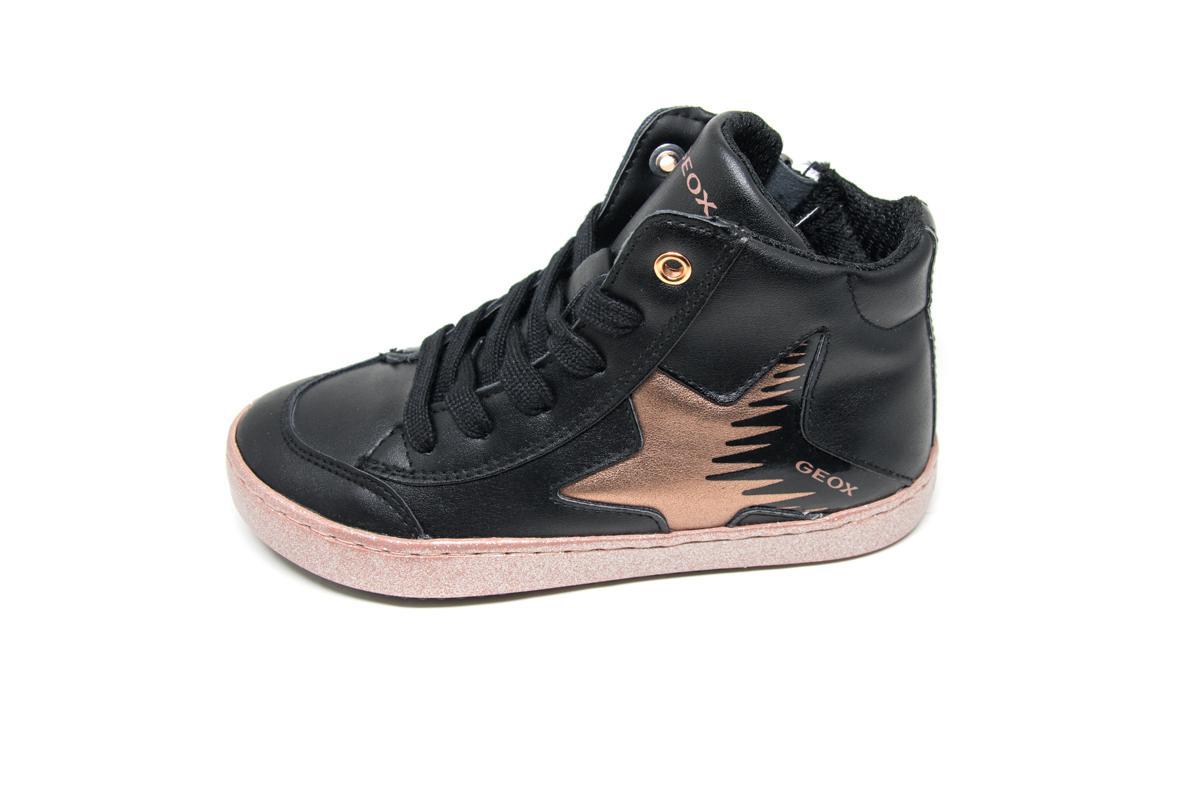 9324efd280d Μποτάκι Geox J844GB μαύρο   Patousaki Παιδικά Παπούτσια