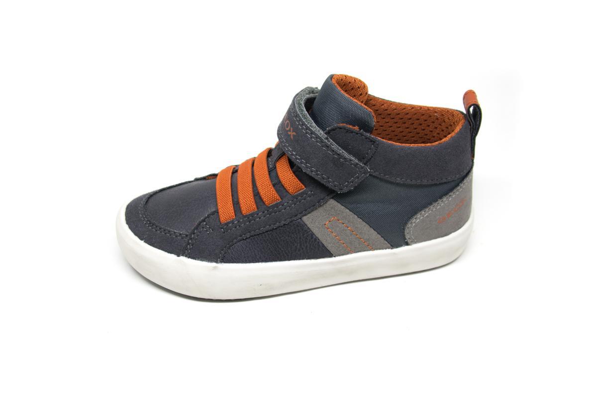 005e01dc85a Μποτάκι Geox J842CG γκρι   Patousaki Παιδικά Παπούτσια