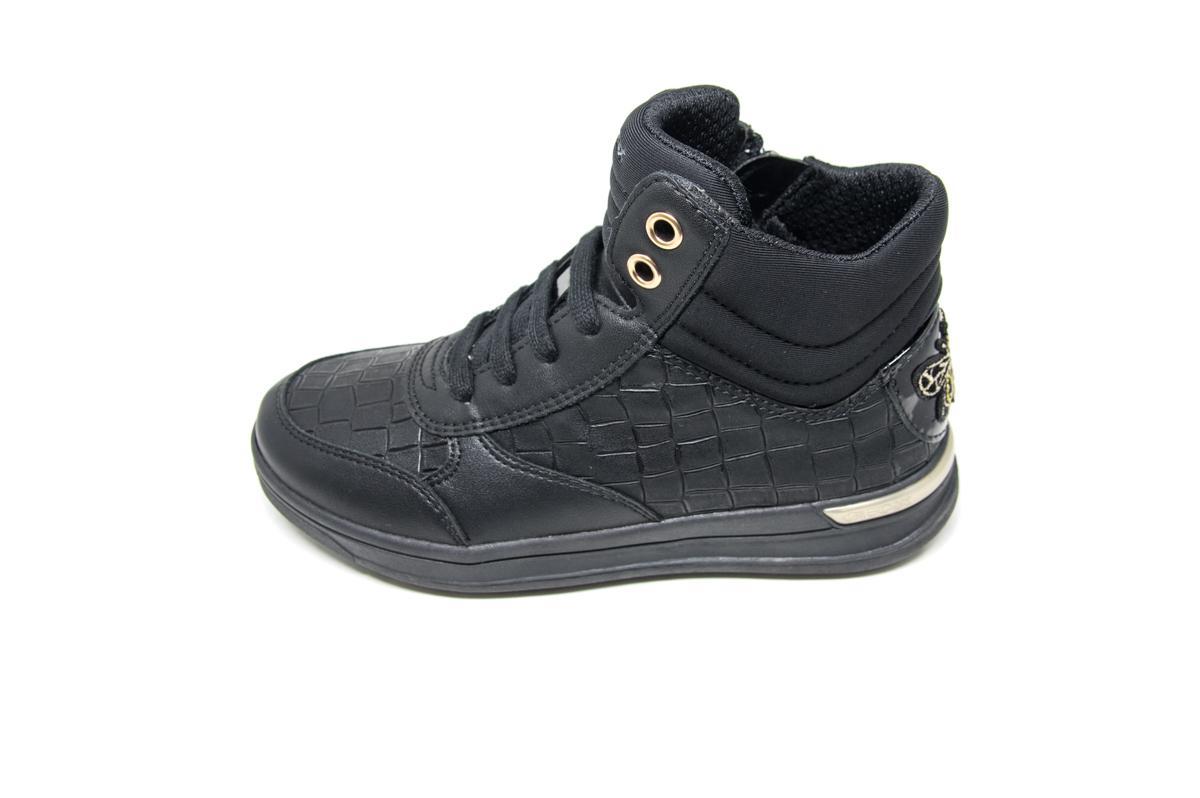 4963f79b562 Μποτάκι Geox J841ZB μαύρο   Patousaki Παιδικά Παπούτσια