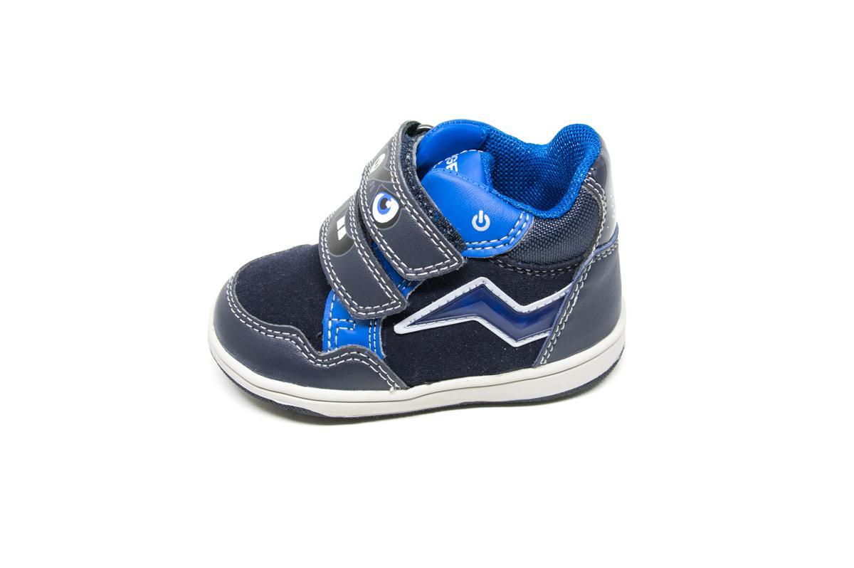 Sport Geox B841LC μπλε (φωτάκια)  d03c9e1aba8