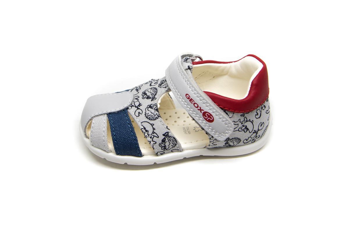 0b73cd0f10c Παπουτσοπέδιλο Geox B921PA γκρι   Patousaki Παιδικά Παπούτσια