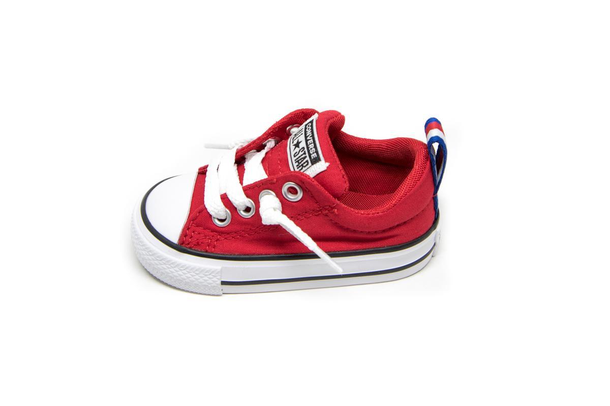 024ac79f4f0 Converse All Star Chuck Taylor Street S 763526C κόκκινο   Patousaki ...